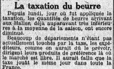 L'Echo de Paris, 22 février 1917 (numérisation Gallica – BNF)