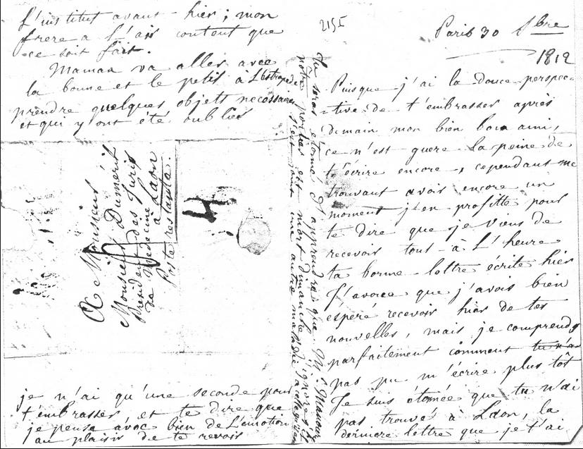 L Epistolaire Ecrits Publier Une Correspondance